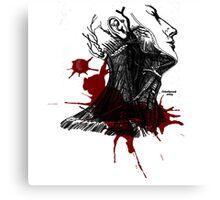 Hannibal Cut Throat Canvas Print