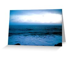Enigma of The Sea Greeting Card
