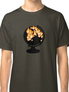 We burned it. Classic T-Shirt