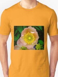 pink & yellow flower T-Shirt