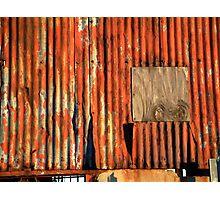 Dereliction Photographic Print