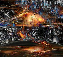 Meteoric Deluge by Chris  Willis