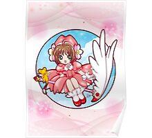 Sakura Kinomoto (Classic Dress) Poster