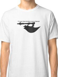 Scythe - Buffy - Julienne Preacher Black Classic T-Shirt