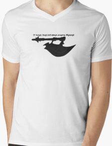 Scythe - Buffy - Julienne Preacher Black Mens V-Neck T-Shirt