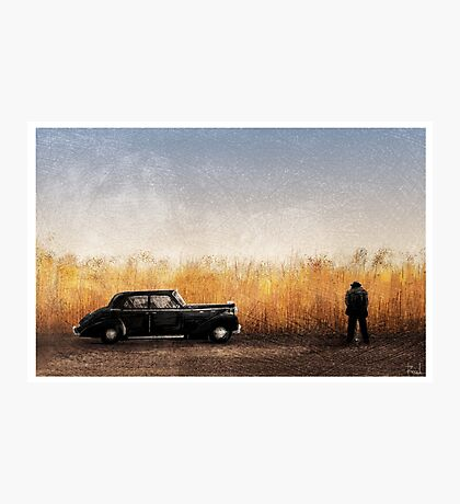 Leave the Gun, Take the cannoli ... Photographic Print