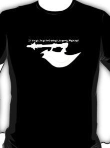 Scythe - Buffy - Julienne Preacher White T-Shirt