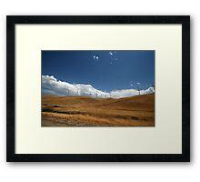 Dry Dry Dry Framed Print