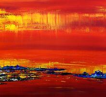 Landscape by david hatton