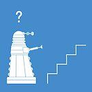 The problem with Daleks by John Medbury (LAZY J Studios)