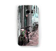 Italy Bicycles  Samsung Galaxy Case/Skin
