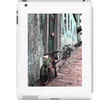 Italy Bicycles  iPad Case/Skin