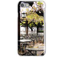 Lake Como Cafe iPhone Case/Skin