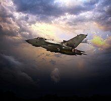 Tornado Art  by J Biggadike