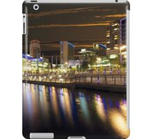 Media City at Night iPad Case/Skin