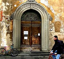 Lucca Street by restlessgypsy