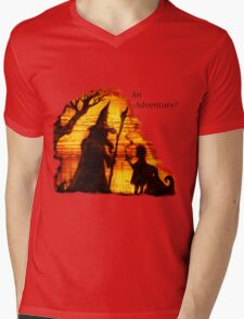 An Adventure?  Mens V-Neck T-Shirt