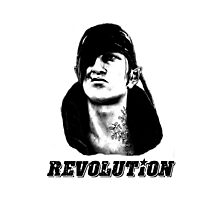 Che Iorveth - Viva la Scoia'tel Revolution! Photographic Print