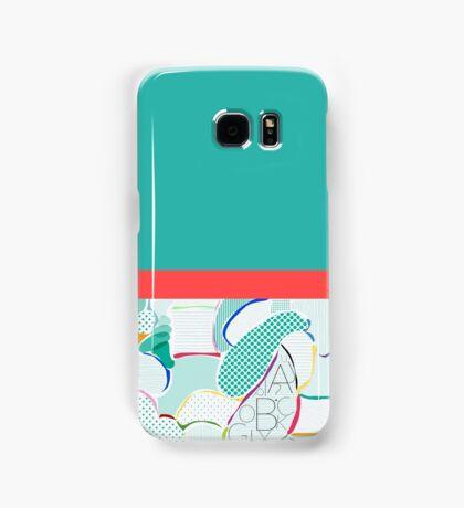Funky colour phone case  Samsung Galaxy Case/Skin