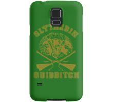 Slytherin quidditch Samsung Galaxy Case/Skin
