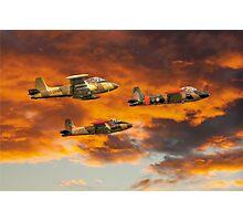 Sky Max SM7005 Strikemaster Mk.80A Royal Saudi Air Photographic Print