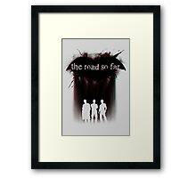 the family affairs Framed Print