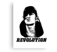 Che Iorveth - Viva la Scoia'tel Revolution! Canvas Print