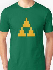 8-Bit Triforce T-Shirt