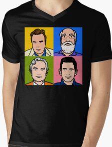 Four Horsemen 2013 - Hitchens, Dennett, Dawkins & Harris Mens V-Neck T-Shirt