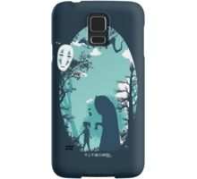 Inside the forest Samsung Galaxy Case/Skin