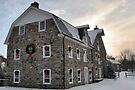 The Grist Mill and Ye Old Tavern by DJ Florek
