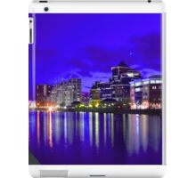 Harbour City at Night iPad Case/Skin