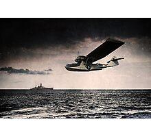 RAF Catalina  Photographic Print