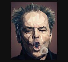 Jack Nicholson - Low poly Unisex T-Shirt