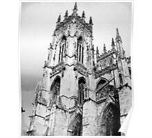 Olde York Minster Poster