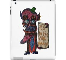 It's In The Air Man iPad Case/Skin