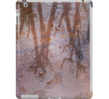 Don't look back... reflections of yesteryear. iPad Case/Skin