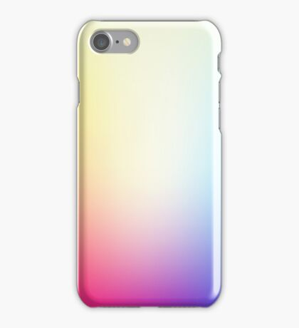 IRIS - Plain Color iPhone Case and Other Prints iPhone Case/Skin