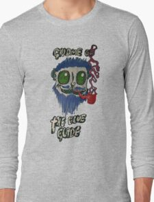 Gnome of the Blue Glade Long Sleeve T-Shirt