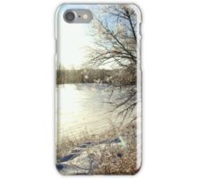 Snow Scenery iPhone Case/Skin
