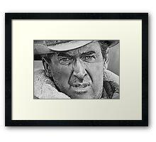 James Stewart Framed Print