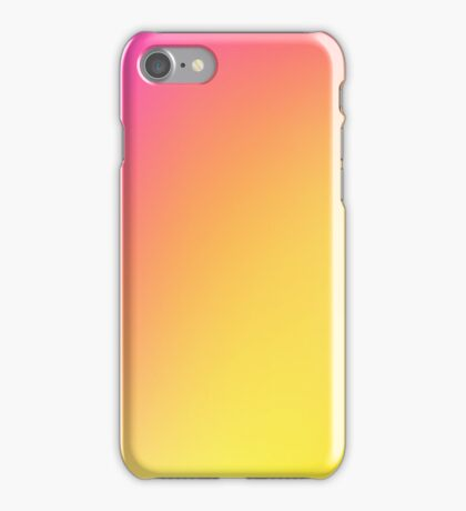 PEACH - Plain Color iPhone Case and Other Prints iPhone Case/Skin