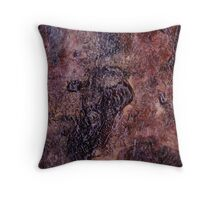 A Vision of the Earths Core Throw Pillow
