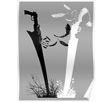 Final Fantasy VIII Blades of Rivals  Poster