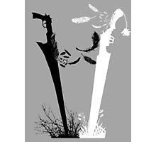 Final Fantasy VIII Blades of Rivals  Photographic Print