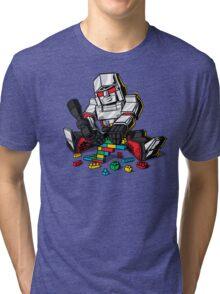 Megablocks Tri-blend T-Shirt