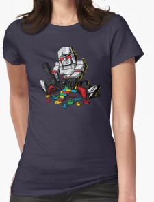Megablocks Womens Fitted T-Shirt