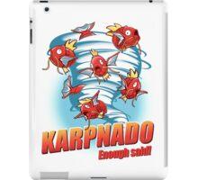 KARPNADO! iPad Case/Skin