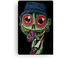 Twisted Terry Canvas Print