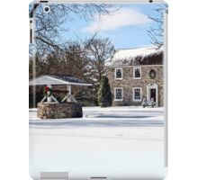 Home for the Holidays iPad Case/Skin